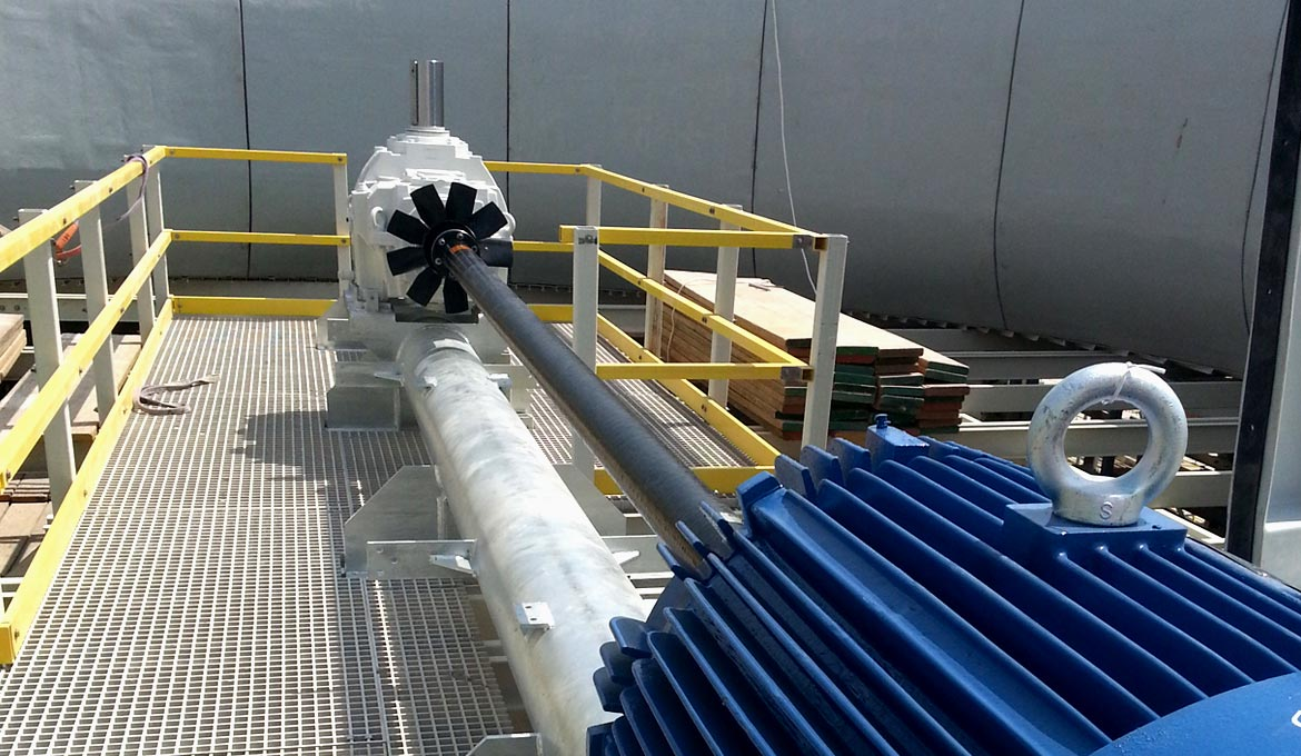 >Cleaning/Repair of Cooling Tower