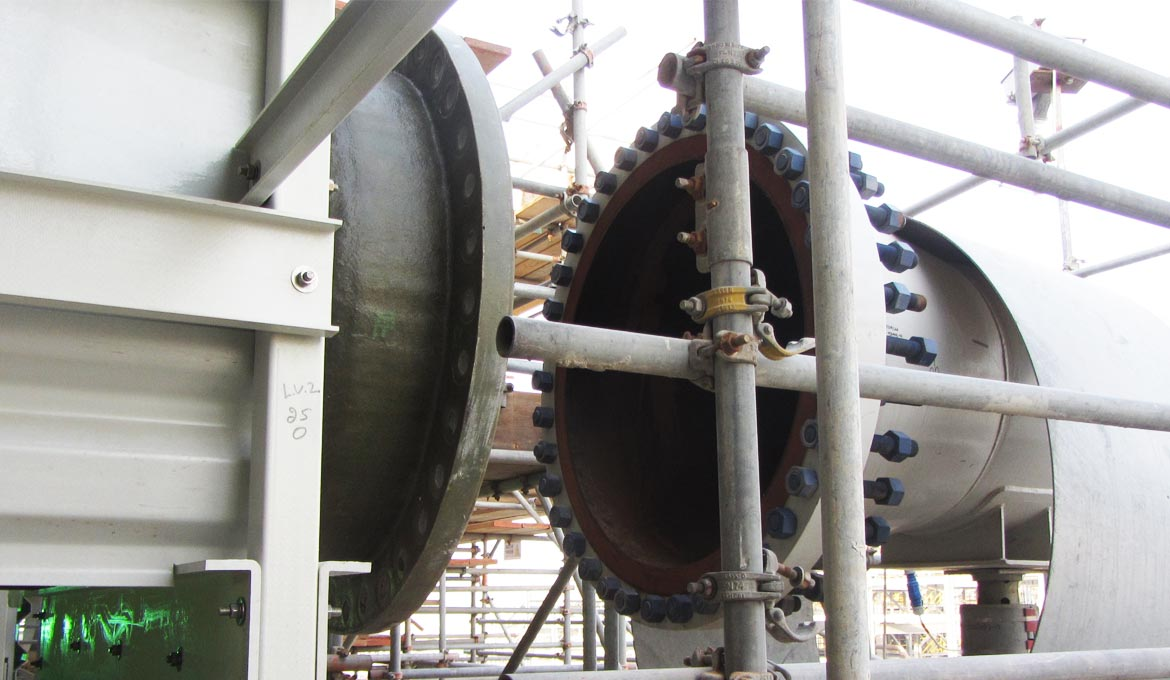 Electro Mechanical maintenance of Cooling towers