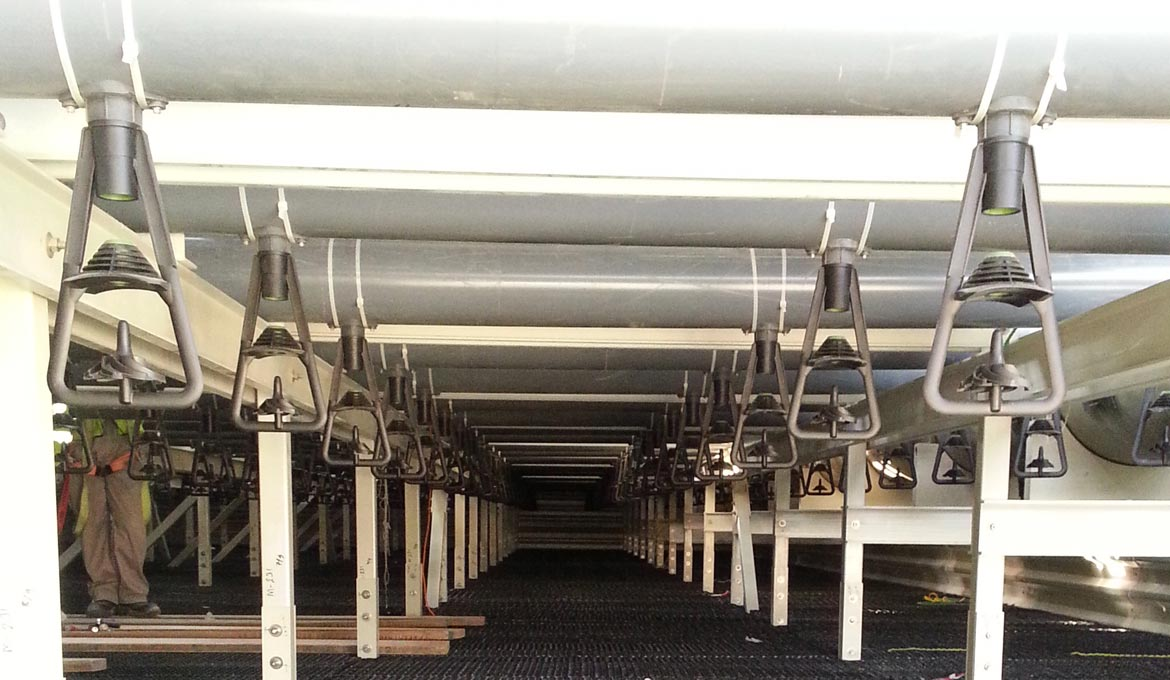 Maintenance of Cooling Tower Cells